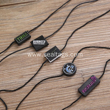 Tags with Strings Attached Thread Seal Tag