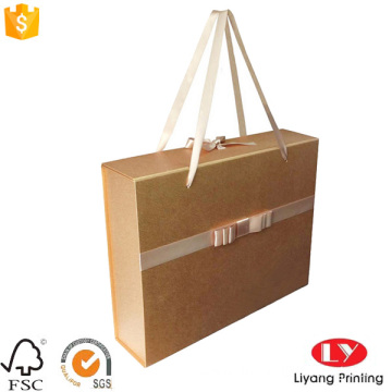 High quality one piece paper folding box