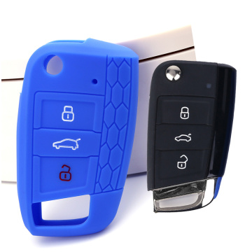 Factory price car key case for VW tiguan