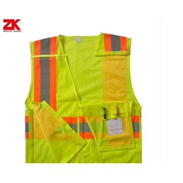 work safety reflective jacket