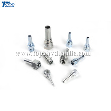 steel hose pipe weldable caterpillar hydraulic fittings