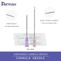 27g micro cannula for filler hyaluronic acid injection