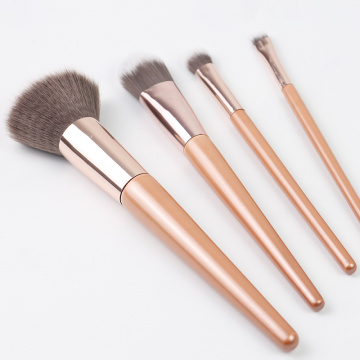 I-Pearl Orange Custom Makeup Brush