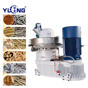 Yulong Activated Carbon Pellet Dealing Equipment