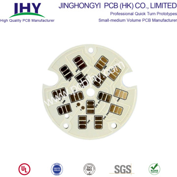 1-Layer Aluminum Base / Metal Core LED PCB