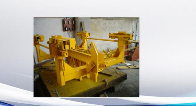 MC Tower crane Advanced Trolley Mechanism