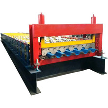 trapezoid metal sheet  roll forming machine