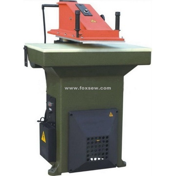 Hydraulic Swing Arm Die Cutting Press Machine