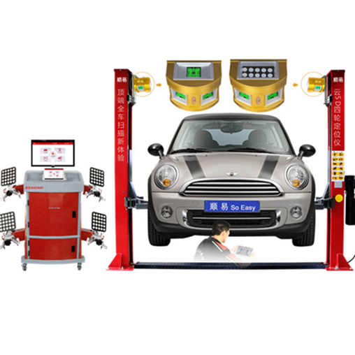 Easy Wheel Alignment for All Lifts
