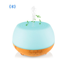 Aroma Diffuser Bluetooth as fheàrr Ultra Sonic Humidifier