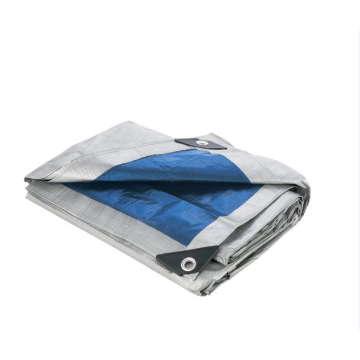 PE Tarpaulin Gray HDPE Cover Sheet