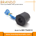 Blue Flying Leads Coil For Pneumatic Valve