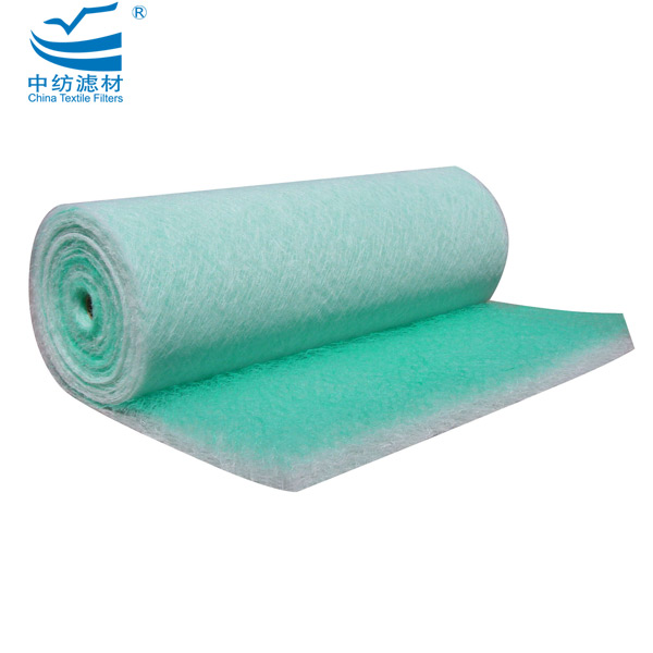 Spray Booth Glass Fiber Filter
