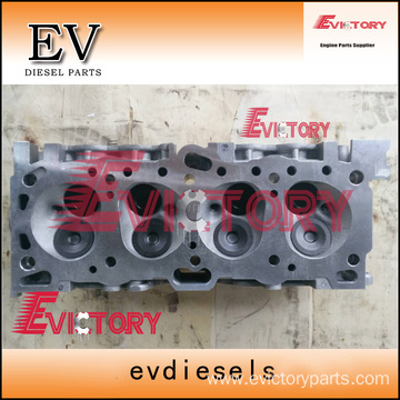 4G63 cylinder head block crankshaft connecting rod