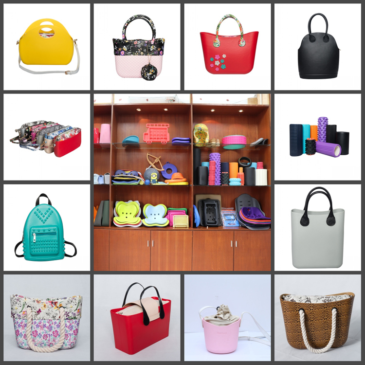 Summer Fashion EVA Handbags