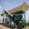 Dry Mix Mobile Concrete batch Plants