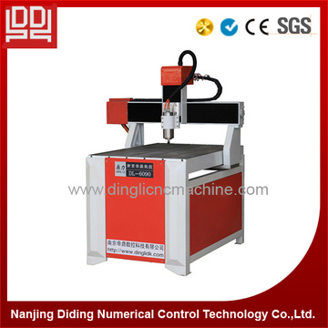 Good Quality for Desktop Cnc Engraving Machine Dog Tag Mini Cnc Carving Router Machine export to Thailand Importers
