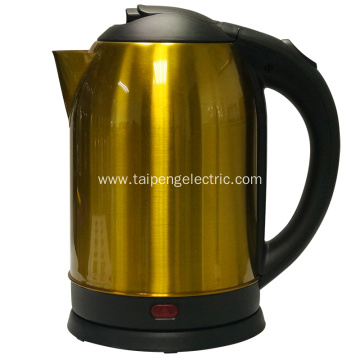 Industrial cordless electric kettle for straight type