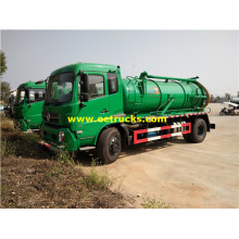 DFAC 12000L Dung Suction Tank Trucks