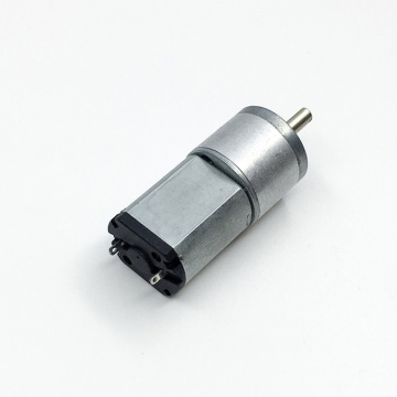 16 mm DS-16RS030 4.5 volts tiny geared motor