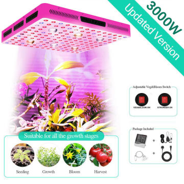 Phlizon 600W COB LED Rast luč