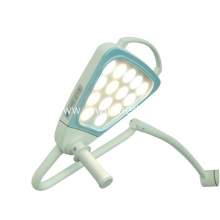 Portable type mobile medical examination lamps with battery