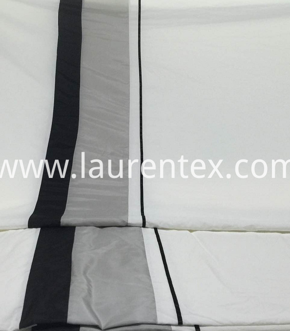 piping duvet covers