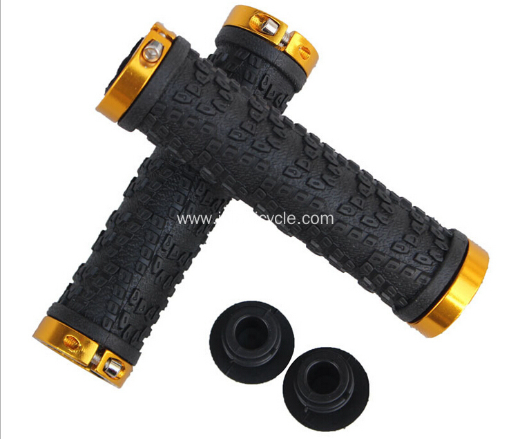 Cycling Handlebar Rubber Grip for Alloy Bicycle