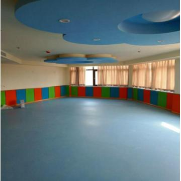 Kids playground floor indoor amusment park flooring