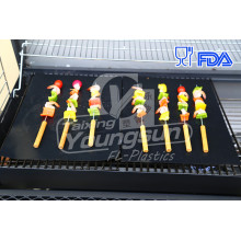 Customized for Non-Stick Grilling Mesh As Seen On TV Grill Mat and 500F Safe to use supply to Paraguay Importers