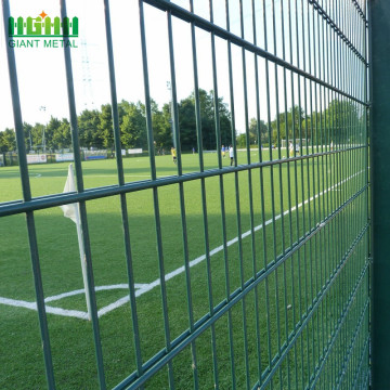 Galvanized Welded Security Double Wire Fence for Decoration