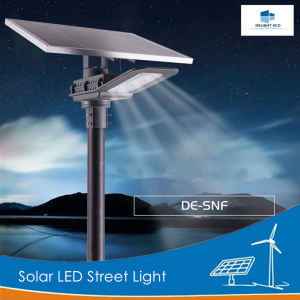 DE-SNF 30W/60W All-In-Two Solar LED Street  Light