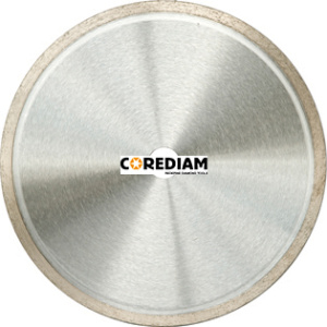 250mm Tile Continuous Rim Blade