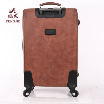 PU Business Boarding Portable Suitcase  Luggage