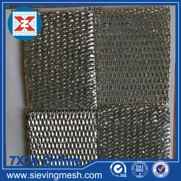 Aluminum Foil Air Filter
