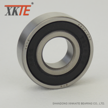 Customized for Bearing For Conveyor Idler Bulk Material Conveyor Bearing 6204 2RS C3 export to Mozambique Manufacturer