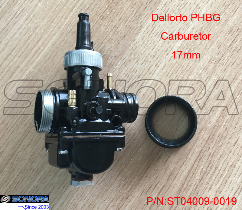 Dellorto PHBG Carburetor 17mm 4
