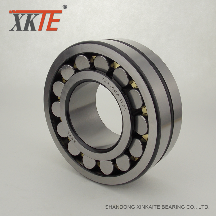 Mining Bulk Material Conveyor Tail Drum Bearing