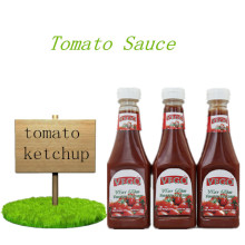 Factory wholesale price for Tomato Sauce tomato ketchup in plastic bottle supply to Indonesia Factories