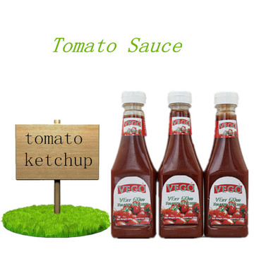 tomato sauce and ketchup brand names