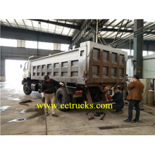 Good Quality for Sinotruk 6×4 Mining Dump Trucks Dongfeng 210 HP 10 Wheel Dump Trucks supply to Venezuela Suppliers