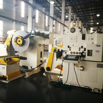 Automatic Press Line 3 in 1 Straightener Feeder Machine