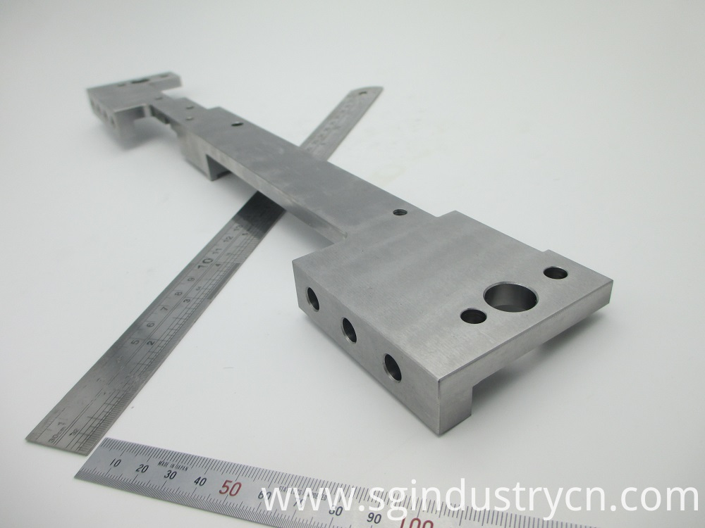 High Precision CNC Milling Machines Spar Parts