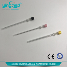 China for Blunt Cannula Disposable Medical Quincke Spinal Needle export to Switzerland Manufacturers