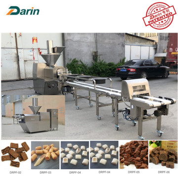 Lecithin Dog Treat Forming Machine Cold Extruder