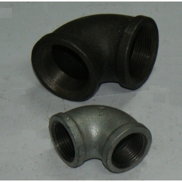 Banded Type Malleable Iron Elbows
