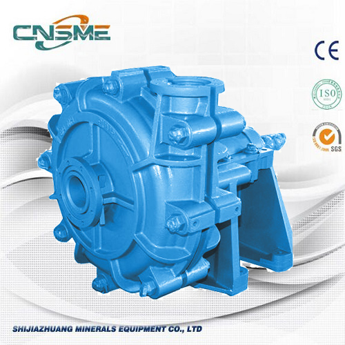 Mineral Processing Hi Head Slurry Pump