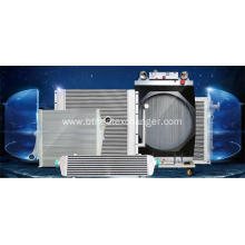 Hot sale for Aluminum Water Coolers Compact Lightweight Aluminum Plate&Bar Cooler supply to Reunion Factory