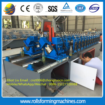 F47 U36 L25 Roll forming machine for Iran customer