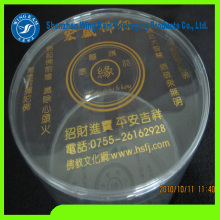 Transparent Plastic Sweet Candy Cylinder Packing with Manufacturer Pricing
